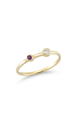 Barbela Design Ruby And Diamond Duo Fashion Ring BR1071-Y  product image