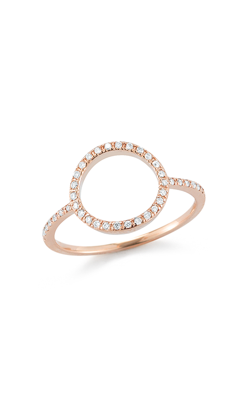 Barbela Design Diamond Circle Fashion Ring BR1005-P product image