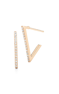Barbela Design Diamond Titan Earrings BE1021-P product image
