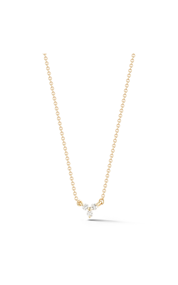 Barbela Design Diamond Fluer Necklace BN1077-Y product image