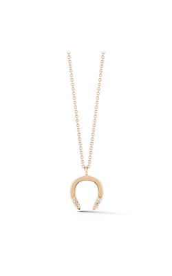 Barbela Design Diamond Horse Shoe Pendant  BN1030-P product image