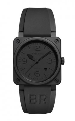 Bell & Ross BR 03-92 Watch BR 03-92 Phantom Ceramic product image
