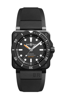 Bell & Ross BR 03-92 Watch BR 03-92 Diver Black product image