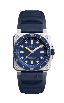 Bell & Ross BR 03-92 Watch BR 03-92 Diver Blue product image