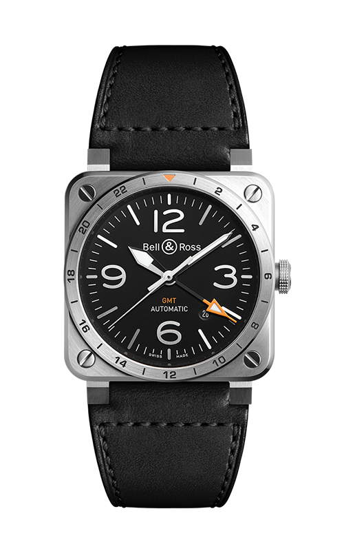 Bell & Ross BR 03-93 Watch BR 03-93 GMT product image