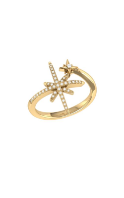 LUVMYJEWELERY North Star Duo Ring product image