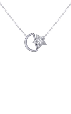 LUVMYJEWELRY Star Kissed Moon Necklace product image