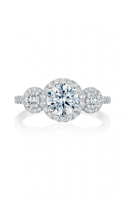 Benari Signature Collection Engagement ring Z1060RR6.5W4 product image