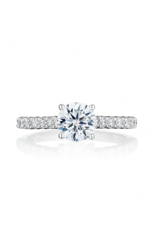Benari Signature Collection Engagement ring Z1076R6.5W4 product image