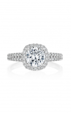 Benari Signature Collection Engagement Ring Z1157CR7.0W4 product image
