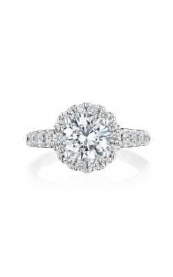 Benari Signature Collection Engagement Ring Z1179RR7.5W4 product image
