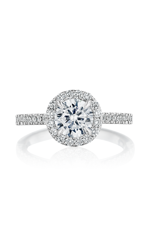 Benari Signature Collection Engagement ring Z1066RR7.0W4 product image