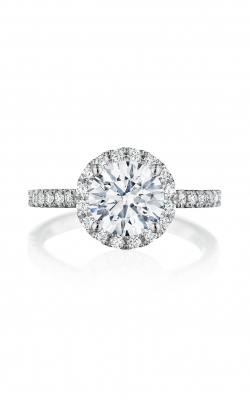 Benari Signature Collection Engagement Ring Z1418RR7.4W4 product image