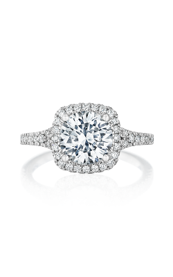 Benari Signature Collection Engagement Ring Z1409CR8.0W4 product image