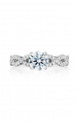 Benari Signature Collection Engagement Ring Z1032R6.5W4 product image