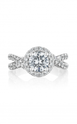 Benari Signature Collection Engagement Ring Z1106RR6.5W4 product image