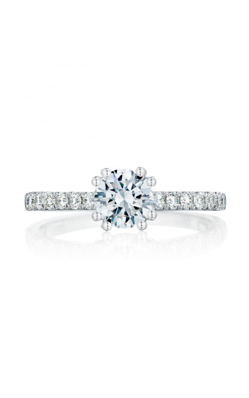 Benari Signature Collection Engagement ring Z1007R7.0-BW4 product image