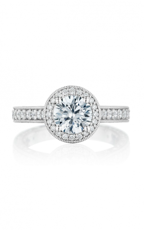 Benari Signature Collection Engagement ring Z1033RR6.5W4 product image