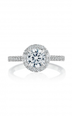 Benari Signature Collection Engagement Ring Z1066RR6.5W4 product image