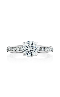Benari Signature Collection Engagement Ring Z1023R7.4-BW4 product image