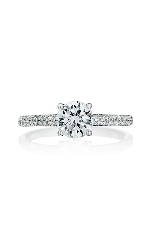 Benari Signature Collection Engagement ring Z1028R6.5W4 product image
