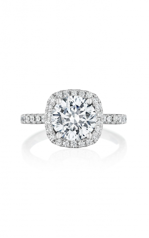 Benari Signature Collection Engagement ring Z1443CR8.0W4 product image