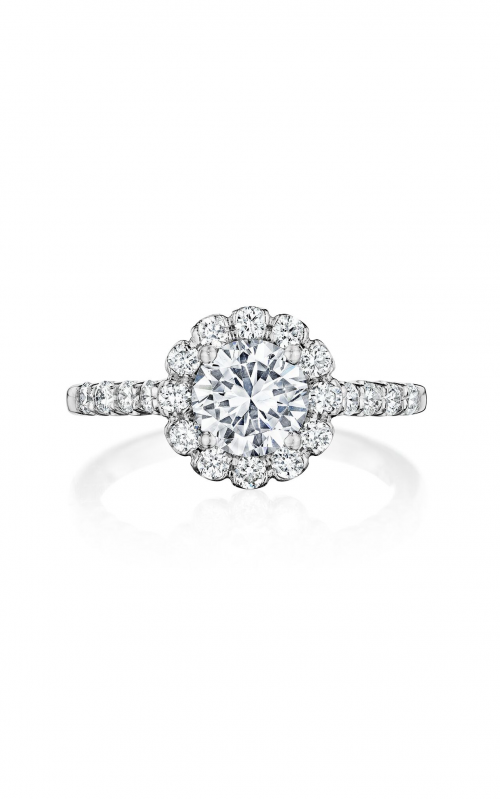 Benari Signature Collection Engagement ring Z1444RR6.5-AW4 product image