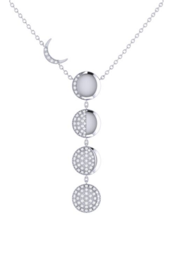 LUVMYJEWELRY Moon Transformation Necklace product image