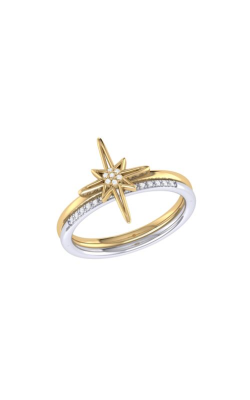 LUVMYJEWELERY North Star Detachable Ring product image