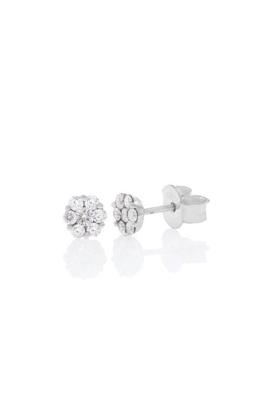 Benari Signature Collection 1/3ctw Cluster Studs product image