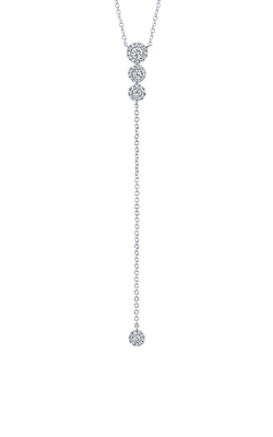 Diamond Lariat Necklace product image