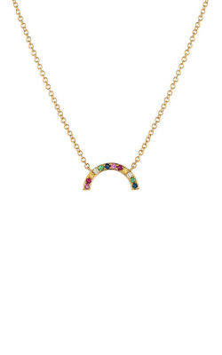 Benari Signature Collection Necklace Rainbow Gemstone product image
