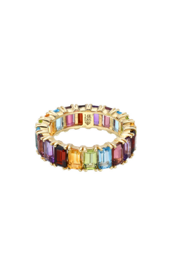 Benari Signature Collection Fashion Ring Rainbow Eternity product image