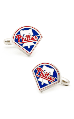 Philadelphia Phillies Cufflinks PD-PHL2-SL product image