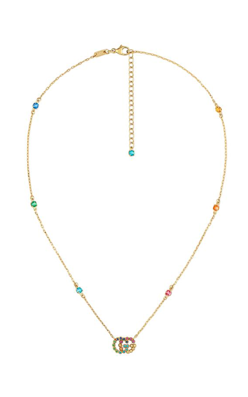 Gucci GG Running Necklace YBB481623001 product image