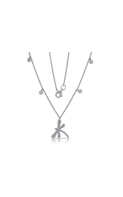 Luvente Necklace N01453-RD product image