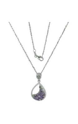 Luvente Necklace N01363-AM.W product image