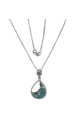 Luvente Necklace N01363-BT.W product image