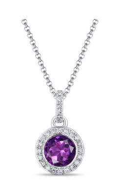 Luvente Necklace N01422-AM.W product image