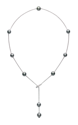 Mikimoto Necklaces Necklace PPL 351BD W 9 product image