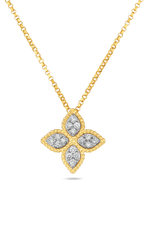Roberto Coin Princess Flower Necklace 7771371AJCHX product image