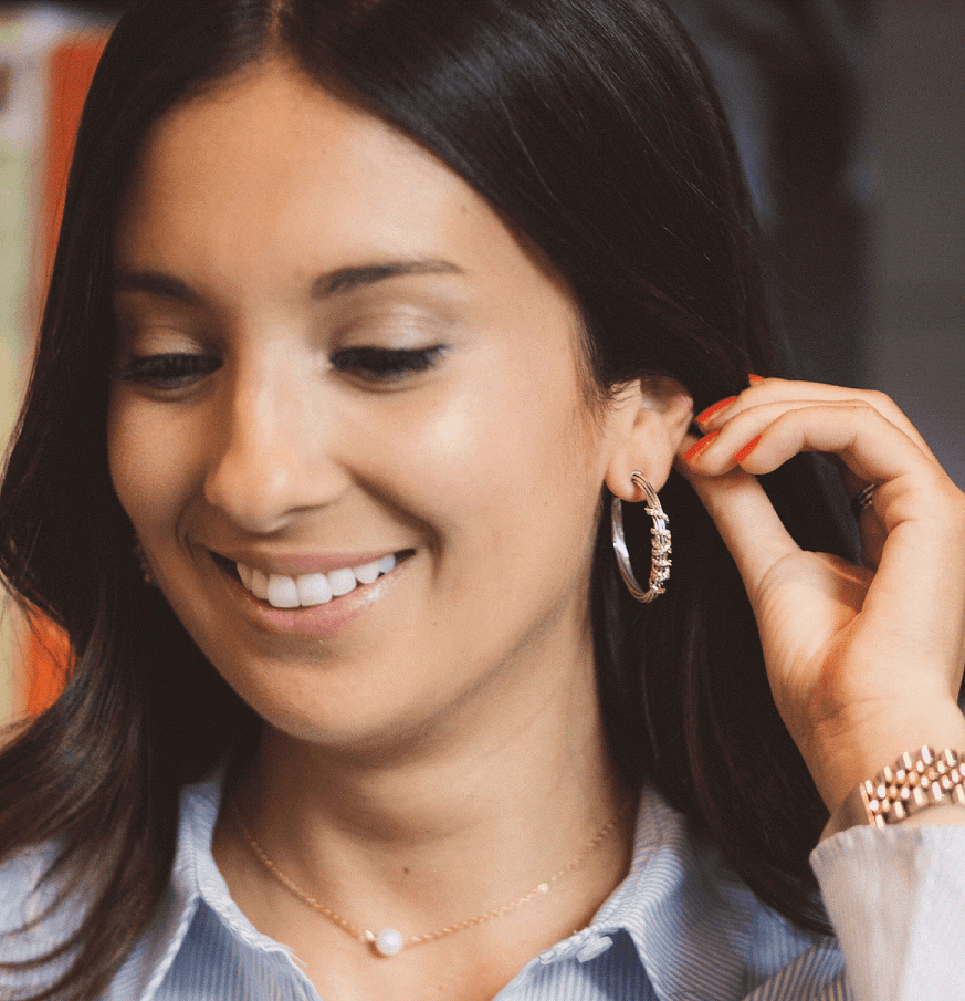 """""""Ring"""" in the New Year with Bold Fashion Earrings!"""