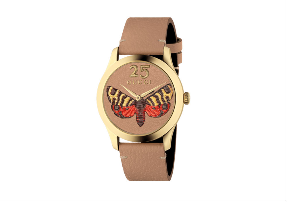 Gucci Gold Wristwatch