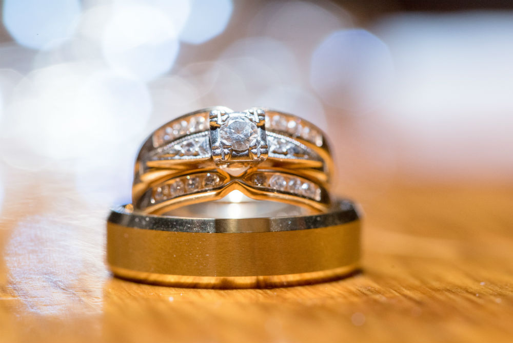 Stackable Wedding Bands for the Modern Bride at BENARI JEWELERS
