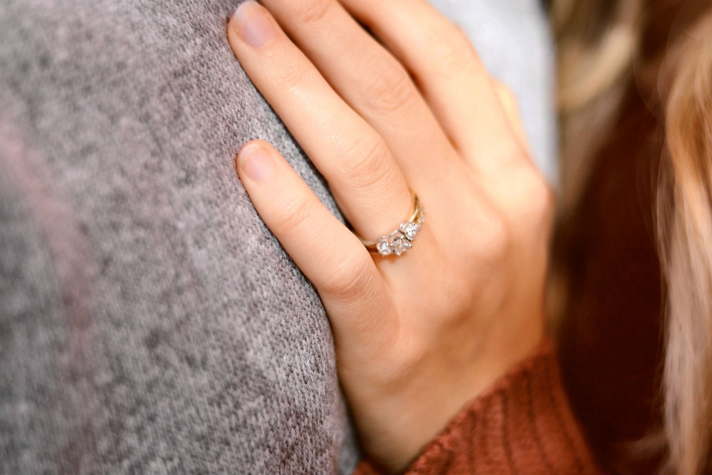Bridal Jewelry Trends: Finding the Perfect Step-Cut Engagement Ring at BENARI