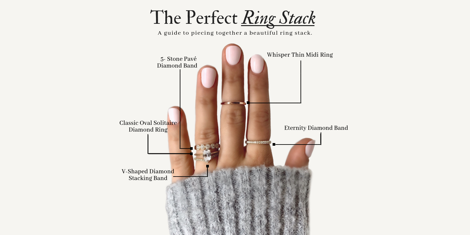 The Perfect Ring Stack