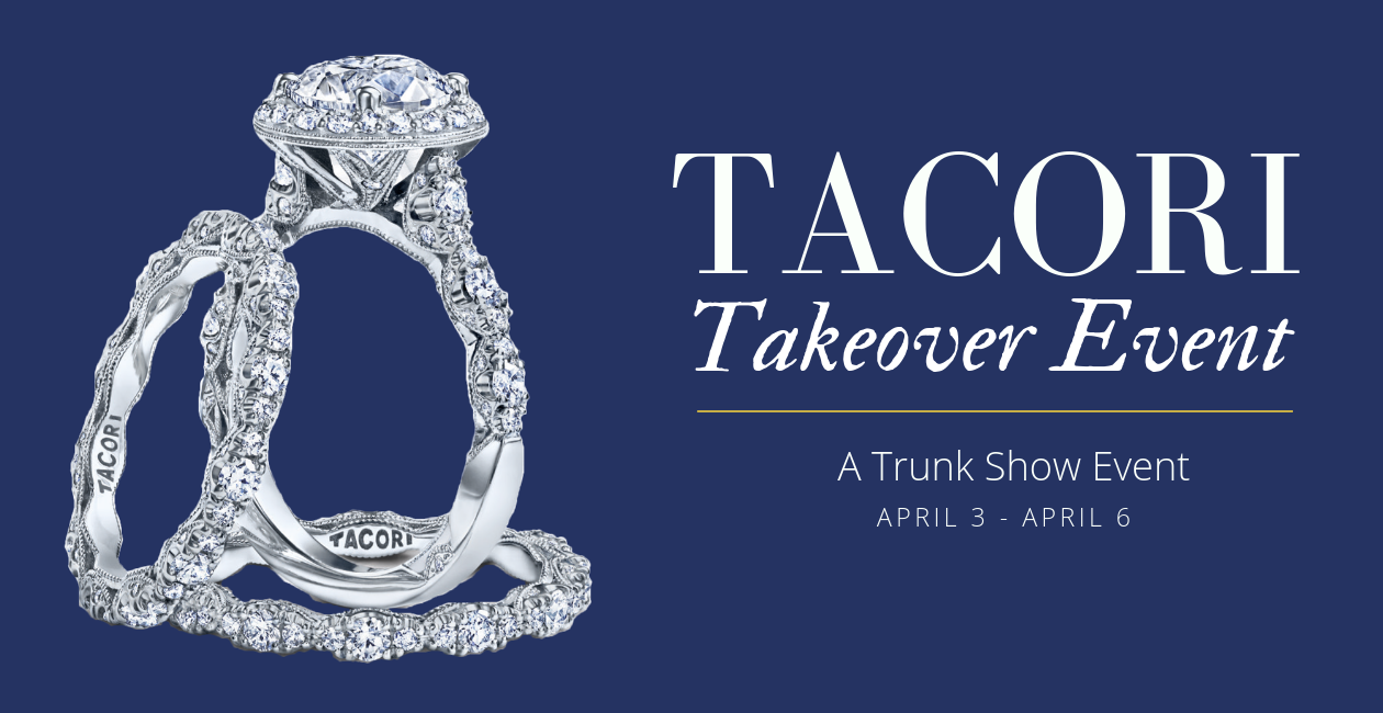 BENARI JEWELERS to Host Annual Tacori Takeover Event This Week