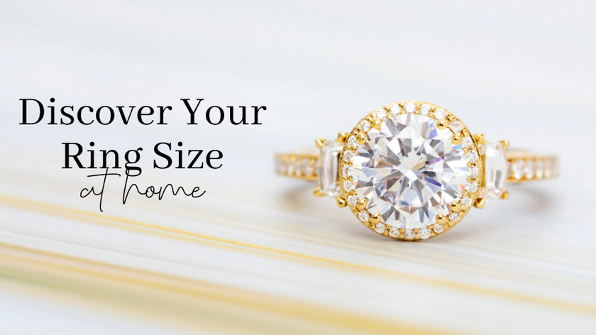 Discover Your Ring Size at Home