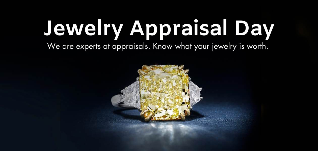 Jewelry Appraisal Day Event