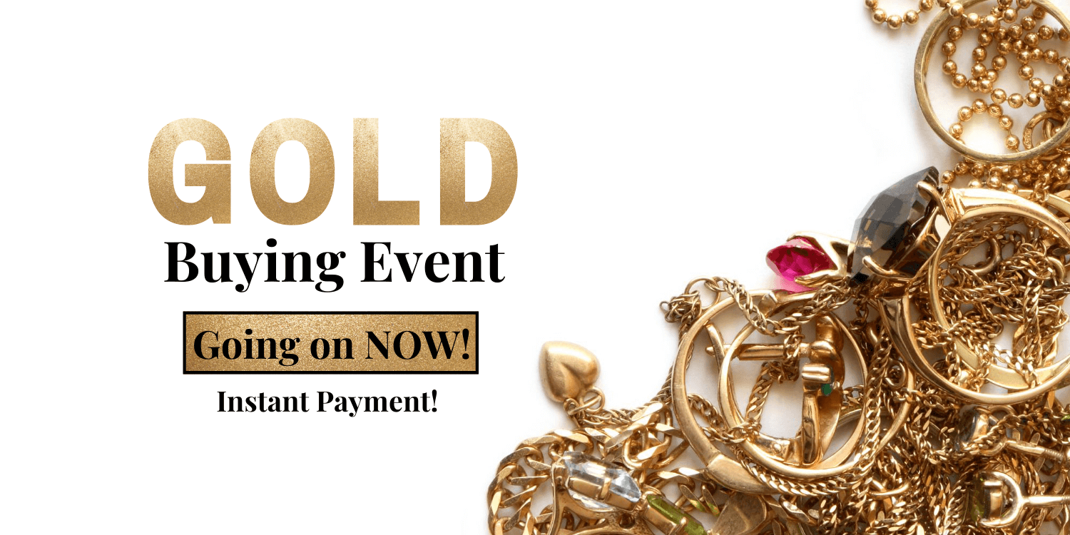 GOLD BUYING EVENT